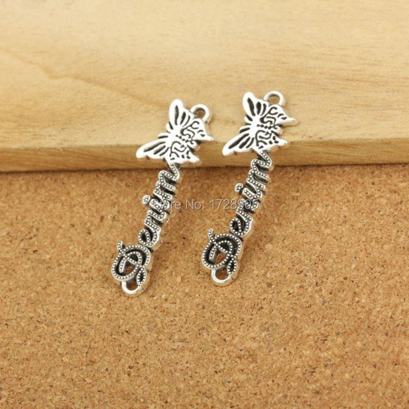 Number 10 Charm//Pendant Tibetan Silver 14mm  5 Charms Accessory Jewellery Making