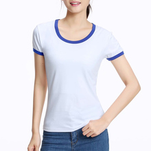 fashion Casual shirt O-Neck Short Sleeves Summer Men Women  High Quality Tee Shirt Top