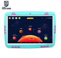 Китай Kcosit детский коврик планшетный ПК Android четырехъядерный Обучающий планшет 10,1 студенческие Детские обучающие игры BabyPAD подарок на день