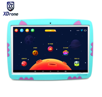China Kcosit Kids Pad Tablet PC Android Quad Core Learning Tablet 10.1 Student Children Education Games BabyPAD Birthday Gift