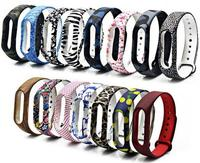 2017 Xiaomi Mi Band 2 Bracelet Strap Miband 2 Colorful Strap Wristband Replacement Smart Band Accessories For Mi Band 2 Silicone