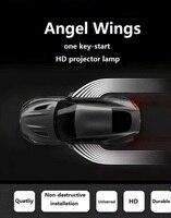 Qirun Led Greeting Atmosphere Decorative Daylights Brake Fog Lamp Reverse Headlight Turn Signal For Jaguar X
