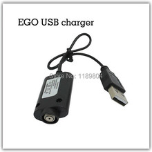 Usb charge long or short wire cable line black usb adapter 510 charger for ego battery electronic cigarette ego c twist e cig
