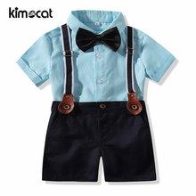 Kimocat/Новое поступление Детский костюм из трех предметов одежда