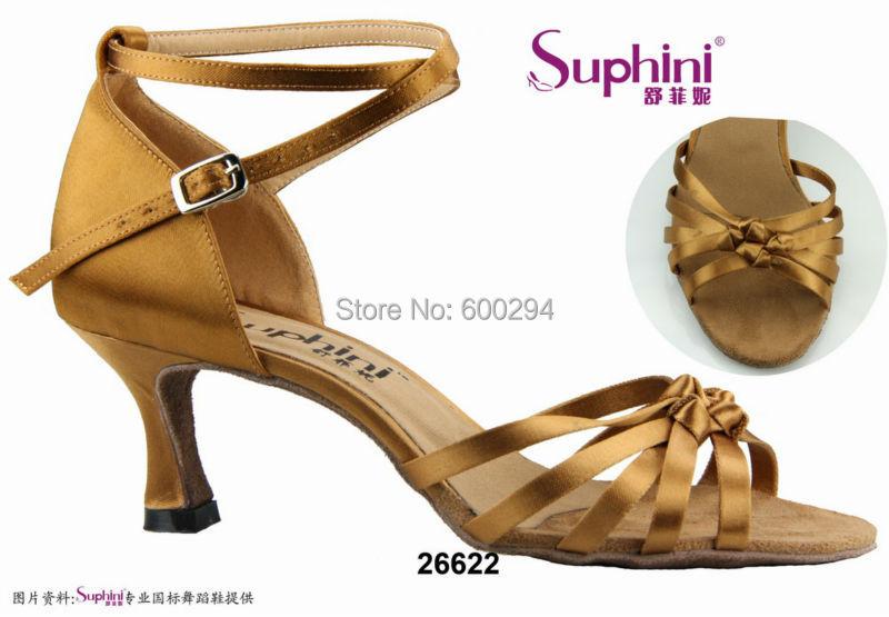 цена на Free Shipping 2017 Manufacturer Price Latin Shoes, Woman Professional Dance Shoe, Classic Lady Salsa Shoes