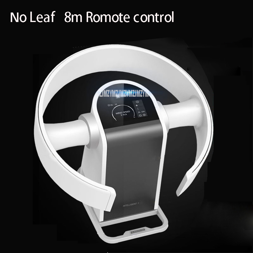 MNS-05 Mini Air Fan Portable Remote Control Rotatable Time Set Air Cooler Cooling Desktop Fan Ultra Silent No Leaf Safe For BabyMNS-05 Mini Air Fan Portable Remote Control Rotatable Time Set Air Cooler Cooling Desktop Fan Ultra Silent No Leaf Safe For Baby