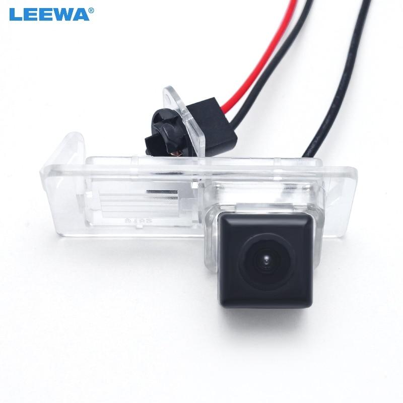 Krijimi i kamerave LEEWA Rear Pamja e pasme për Renault Fluence / - Elektronikë e makinave