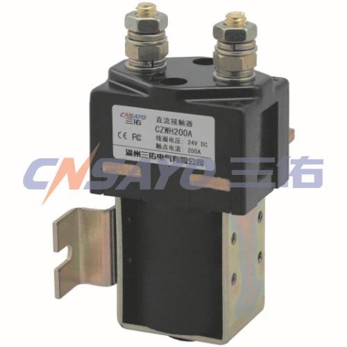 CZWH200A/48V dc contactor czw200a 48v dc contactor