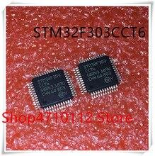 NEW 10PCS LOT STM32F303CCT6 STM32F303 CCT6 LQFP 48 IC