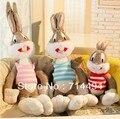 100 cm de la historieta artículo vendedor bichos de peluche conejo del Animal relleno de la muñeca Kawaii para los niños almohada suave para las niñas gratis Funning juguete envío gratis