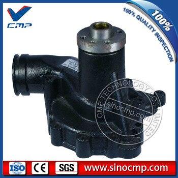 1-13610944-0 Graafmachine 6SD1 Dieselmotor Waterpomp Voor Hitachi EX300-2 EX300-3