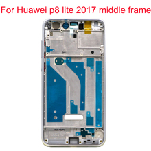 JPFix для Huawei P8 Lite передняя рамка средняя рамка Корпус задняя крышка Замена