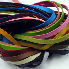 20mm 1meters Flat PU Leather Cord & Rope Diy Bracelet Necklace Jewelry Findings Accessories Fashion Jewelry Making Materials