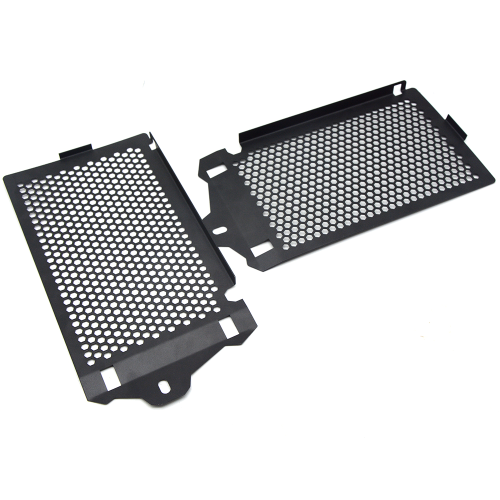 1 Pair For BMW R1200GS ADV Motorcycle Motorbike Stainless Grille Radiator Bezel Guard Cover Protector 2013 2014 2015 2016 motorcycle radiator grille guard protective case radiator grille guard cover for bmw r1200gs 2013 2015 r1200gs adv 2014 2015