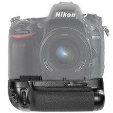 Новый Профессиональный Аккумулятор Ручка Для Nikon D600/D610 DSLR Камеры как MB-D14
