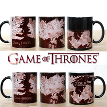 Rechts Game of Thrones Kaffeetasse Mark Farbwechsel Tasse Sensitive Keramik Tee La Copa Freunde Geschenk