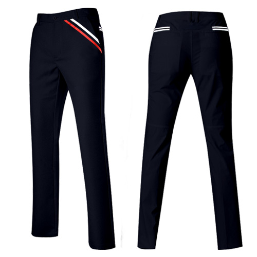 купить PGM Genuine Men Sportswear Clothes Slim Pant Male Spring Summer Thin Trousers Candy High Elastic Golf Pants Dry Fit XXS-XXXL New в интернет-магазине