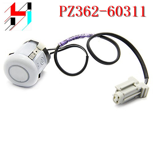 PDC CAR Parking Sensor OEM PZ362 60311 PZ362 60311 A0 For Toyota FJ Cruiser Grj200 White
