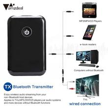 Universal Wireless Bluetooth Adapter Wireless Bluetooth Receiver Wireless Bluetooth Transmitter Receiver TV Car 2 in 1