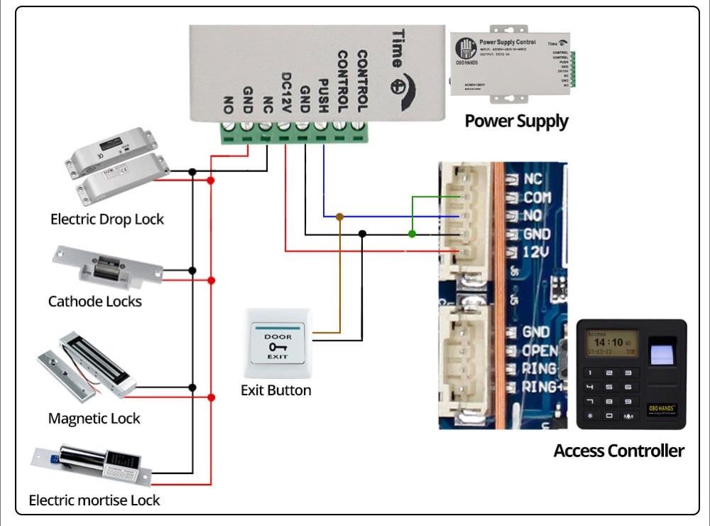 US $28.98 15% OFF|OBO HANDS RFID Biometric Fingerprint Access Control on tractor key, ford key, honda key, radiator key, flywheel key, wiring diagrams for peterbilt trucks, valve key,
