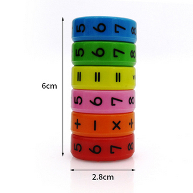 Kids Arithmetic Calculation Learning Device