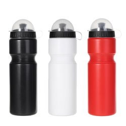 1 Pc 720ml Water Bottle PE Bicycle Cycling Camping Portable Sports Outdoor MTB Bike