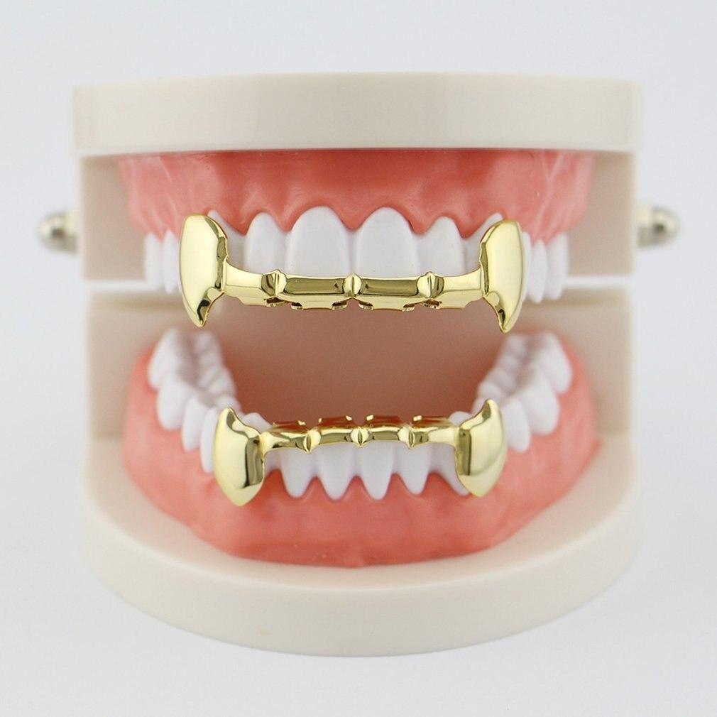 Upíří zuby šperky nové vlastní hip hop  2379df9bb9