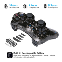 Wireless Double Shock Gamepad for PS3