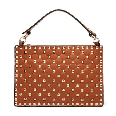 Fashion Rivet Women's Clutch Handbag Female Pu Leather Envelope Bag Lady Clutch Evening Bags Clutches Single Shoulder bag