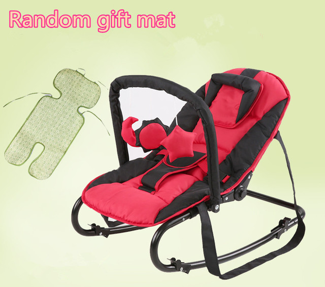 Baby Chair That Vibrates Discontinued Henredon Dining Chairs Furniture For Children Travel Portable Folding Reclining Rocking Vibrate Cradle Feeding Swing