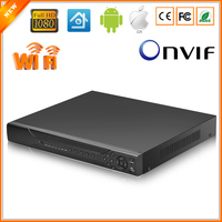 BESDER 16CH AHD CCTV DVR 1080P 16 Channel AHDH 1080P Hybrid Video Recorder ONVIF PTZ 4CH Alarm I/O 6CH Audio 16CH Playback HVR