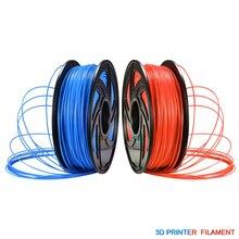Нить для 3D-принтера PLA 1,75 мм 1 кг пластиковый материал накаливания RepRap Createbot/MakerBot для 3D-принтеров/3d-ручка