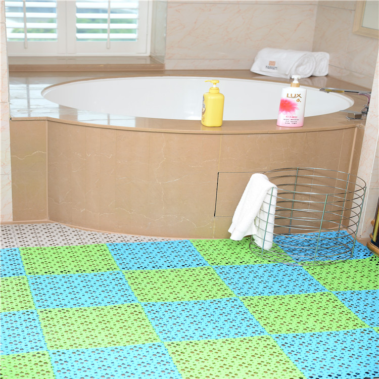 Large Non Slip Bath Mats Plastic Paved Bathroom Shower Hydrophobic Bricks Can Be Spliced Cut Free Shipping In From Home