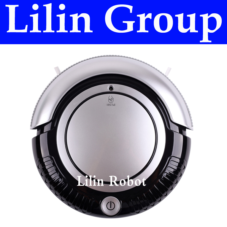 (Russia Warehouse) LIECTROUX K6L 3 in 1 Robot Vacuum Cleaner (Vacuum,Sweep,Mop),2 Side-brushes,Flashing...