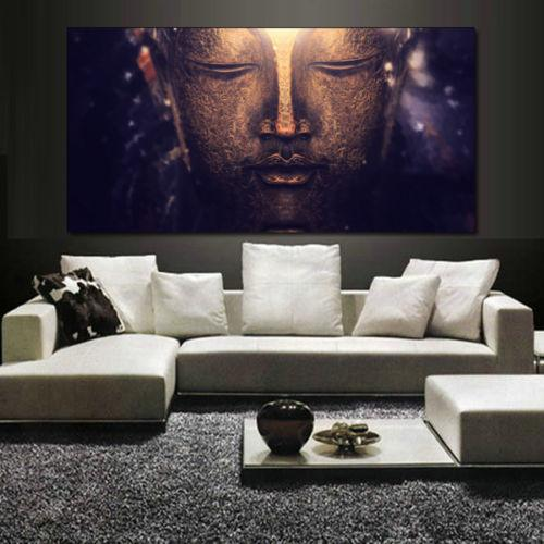 Wall Art, Modern Art, Abstract Art, Buddha Wall Art (no Frameless Draw