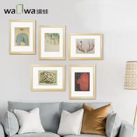 The Wall Paintings Of Wei Lai Dream Frog Nordic Modern Living Room Decoration Painting Creative Cafe