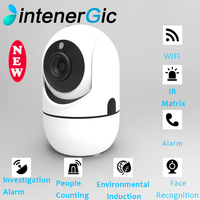 Super Mini HD 1080P Wireless Smart IP Camera Wifi IR Cut Night Vision Two Way Audio