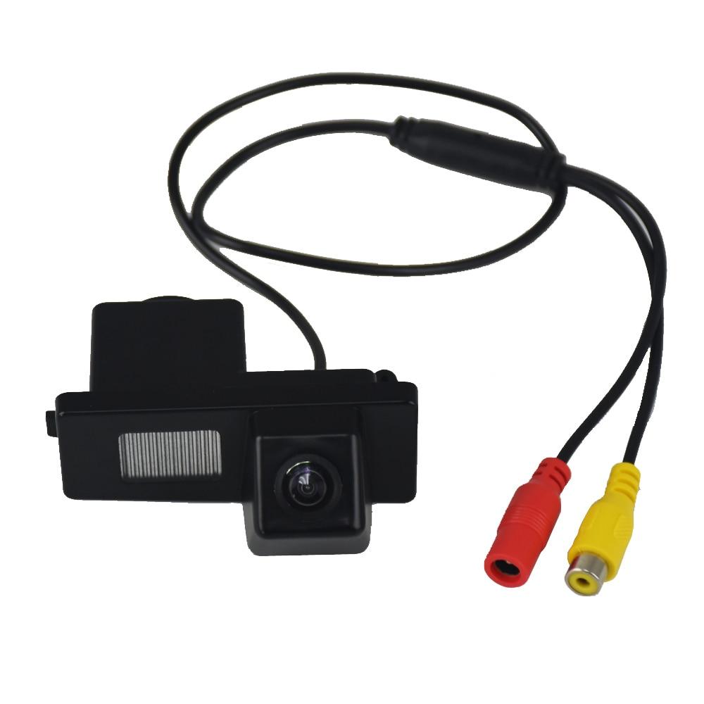 CCD Backup Reverse Rearview Camera For SsangYong Rexton/Kyron/Korando/Actyon mydean vcm 395c ssangyong actyon sports 2006 kyron 2005 rexton 2007 2012 rexton 2013