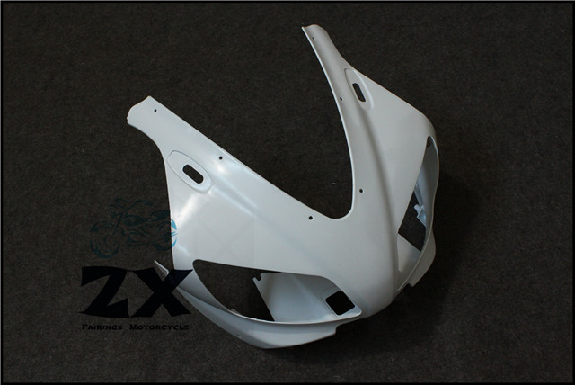 Complete Fairings For Upper Front Head Fairing Cowl Nose Cowl For YAMAHA YZF R1 YZF-R1 1998-1999 injetion unpainted цены