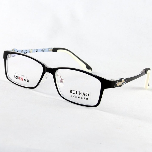 3 Warna Anak-anak Anak-anak Kacamata Frame Kacamata Frame Perempuan Anak  Kacamata Anak 2fb8575aca