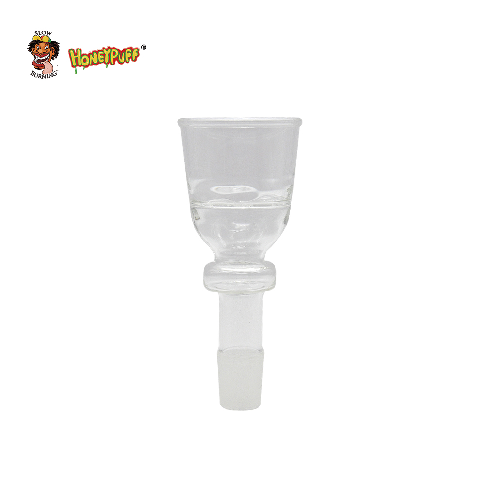 Base alta de cristal cuenco para pipa de agua Shisha tabaco para cachimba tazón para al fakher de Hookah de melaza de