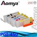 PGI450 Refill Cartridge suit For Canon PIXMA IP7240 MG5440 MG5540 MG6440 MG6640 MG5640 MX924 MX724 IX6840 printer pgi-450