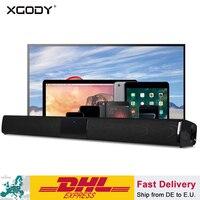 XGODY BS 28A Home Theater Bluetooth Soundbar TV Super Bass Stereo Loudspeaker Speakers Soundbar with Subwoofer Speaker for TV