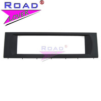 TOPNAVI Single DIN Car Frame Panel for Audi A4 2003 Adapter CD Trim Panel Stereo Interface Dash Radio Fascia In Dash Mount Kit