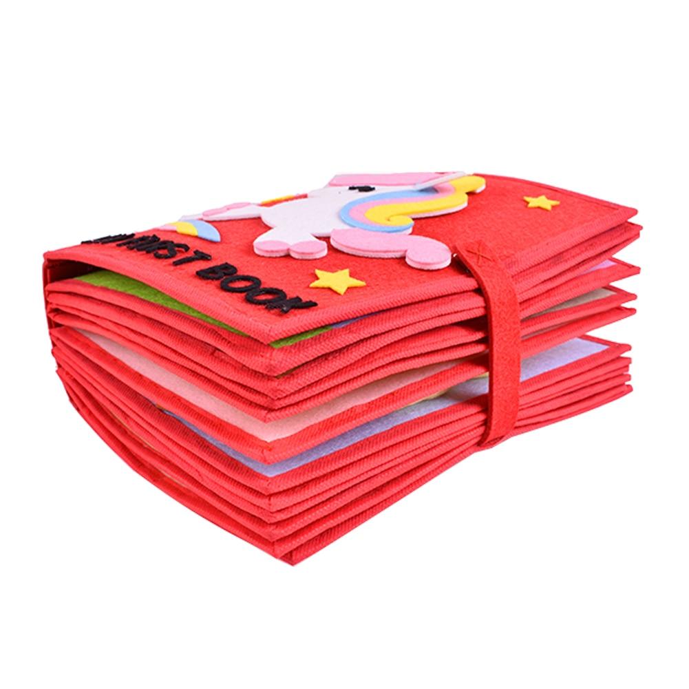 não-tecido pacote de material conjunto educação precoce