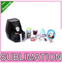 ST 1520 3D mini sublimation vacuum machine heat press machine gift part for mug cup free