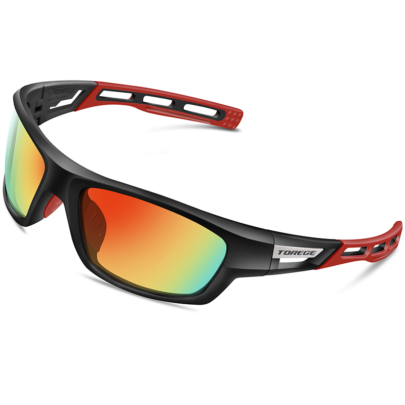 Brand 2018 Polarized Outdoor Sports Sunglasses for Men Women Cycling Running Driving Fishing Golf Glasses Bicycle Riding Goggles|Cycling Eyewear|   - title=