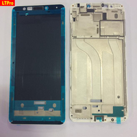 LTPro TOP Quality LCD Screen Supporting Housing Front Bezel Middle Frame For Xiaomi Redmi 5 5