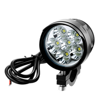 Universal High Power Motorcycle LED Lights Light T6 Electric Car Headlights Spotlights Fog Lights For Harley