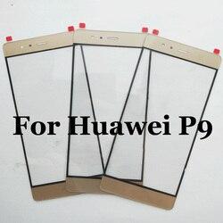 A + качество для Huawei P9 сенсорная Сенсорная панель дигитайзер для Huawei P 9 сенсорный экран стеклянная панель без гибкого кабеля